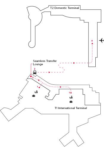 Sydney Inbound Map