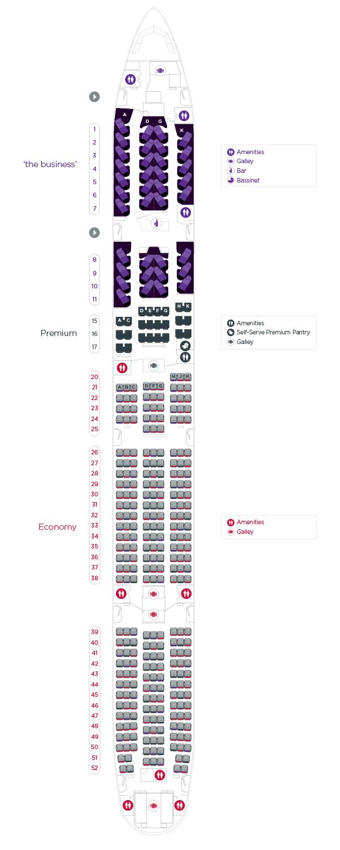 777 Seatmap