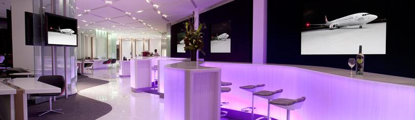 Virgin Australia Lounge