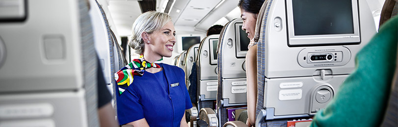 South African Airways service