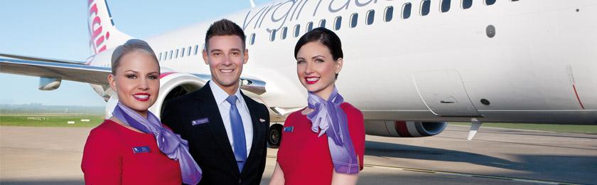 Virgin Australia Cabin Crew