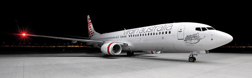 Virgin Australia Aircraft